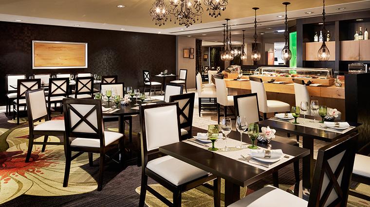 hotel nikko san francisco Anzu restaurant