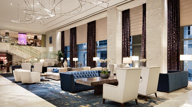 hotel nikko san francisco lobby