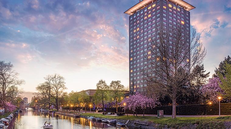 hotel okura amsterdam amstel canal
