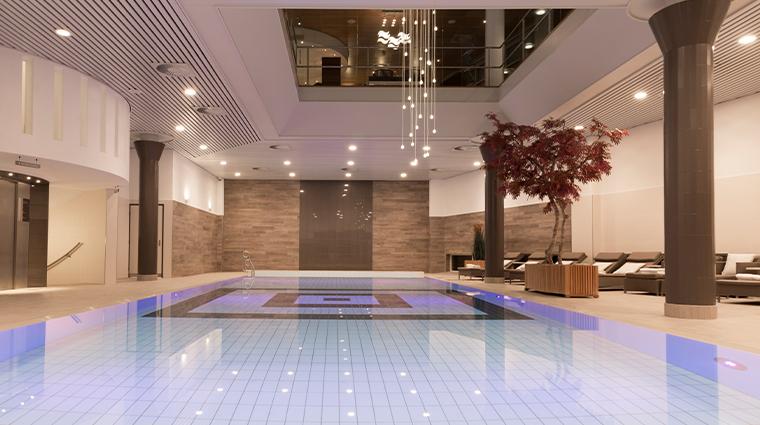 hotel okura amsterdam nagomi health pool