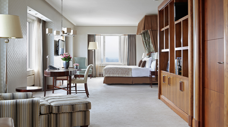 hotel okura amsterdam the imperial suite empress bedroom
