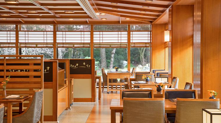 hotel okura amsterdam yamazato restaurant overview 2