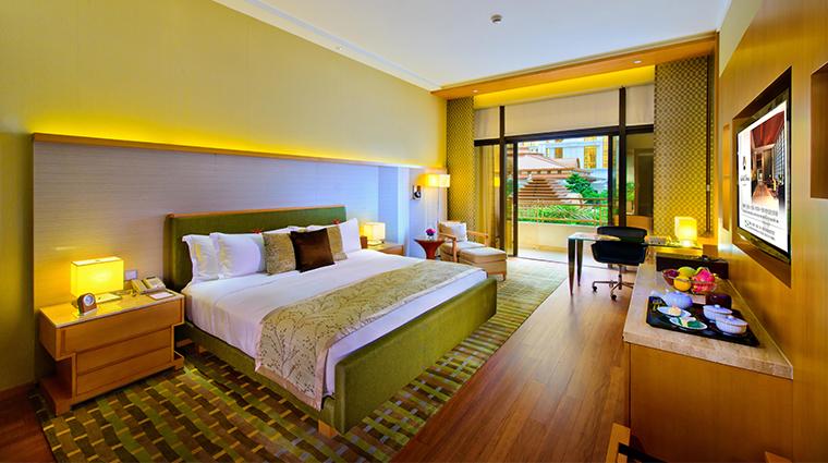 hotel okura macau guestroom view