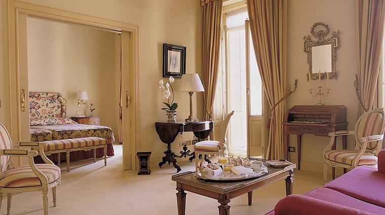 hotel orfila Lujo suite