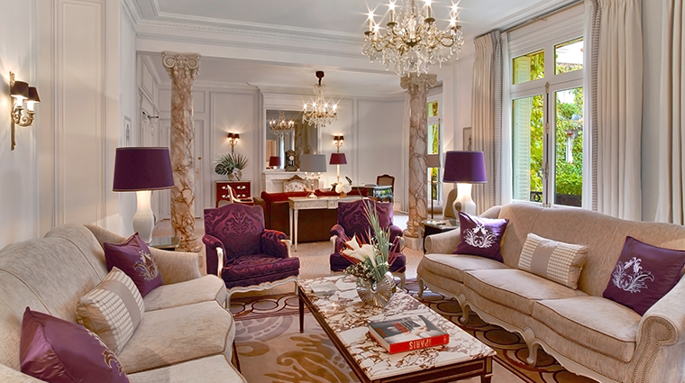 hotel plaza athenee presidential suite