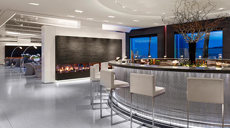 hotel president wilson a luxury collection hotel glow bar