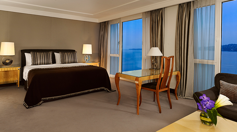 hotel president wilson a luxury collection hotel presidential suite bedroom