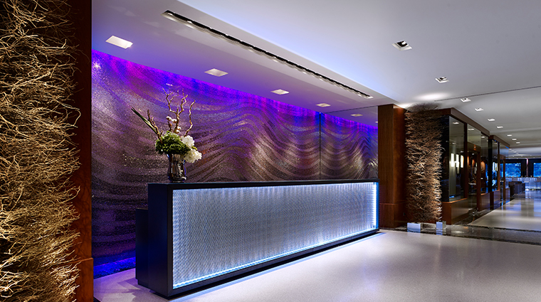 hotel president wilson a luxury collection hotel reception area