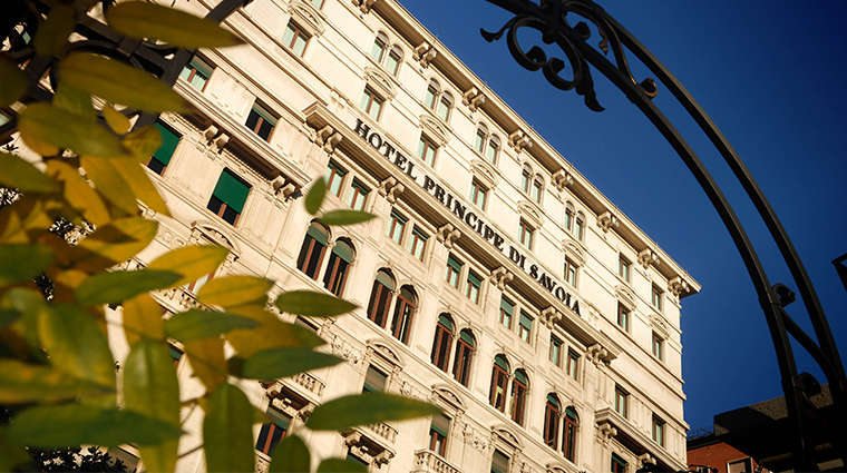hotel principe di savoia dorchester collection exterior