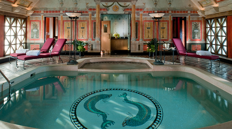hotel principe di savoia dorchester collection presidential suite pool
