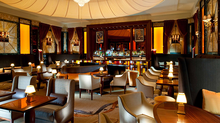 hotel principe di savoia dorchester collection principe bar