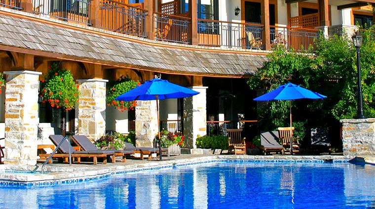 hotel quintessence infinity pool