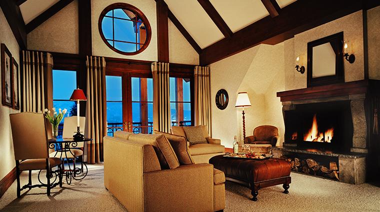hotel quintessence living room