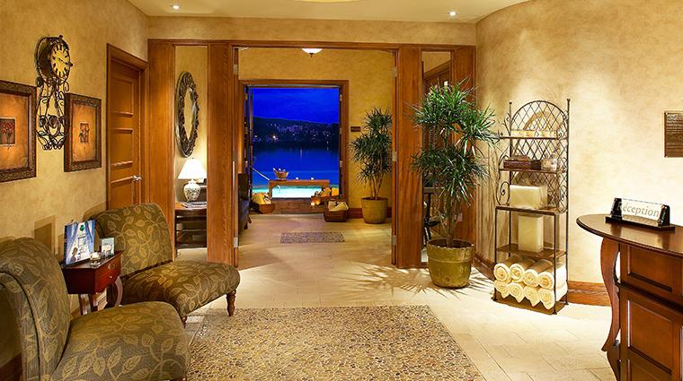 hotel quintessence spa lobby