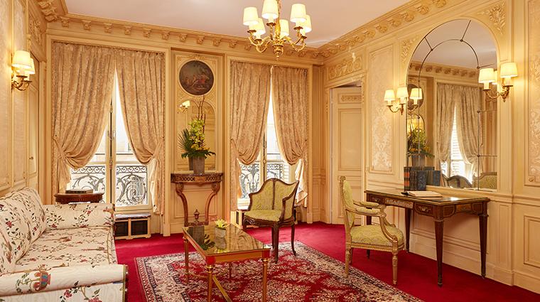 Hotel Raphael superior suite