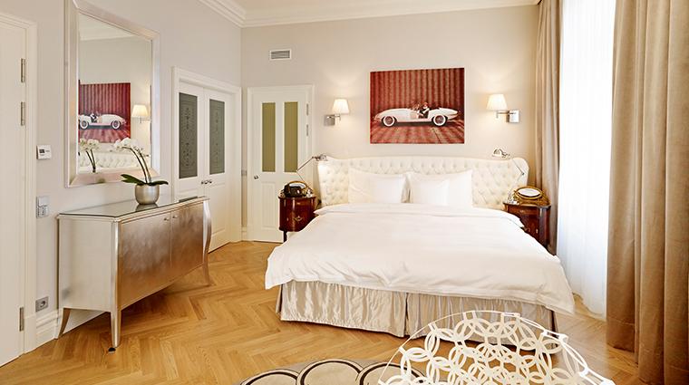 hotel sans souci wien jaguar suite bedroom