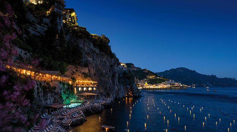 hotel santa caterina night