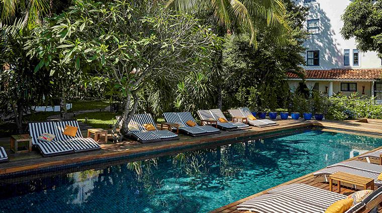 Hotel Santa Teresa pool