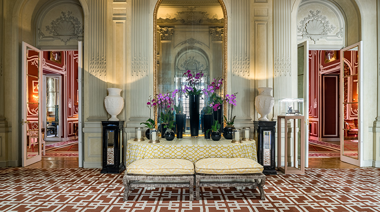 ac santo mauro autograph collection lobby
