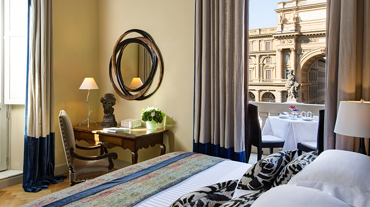 hotel savoy a rocco forte hotel Reppublica suite