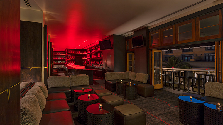 hotel valencia santana row vbar