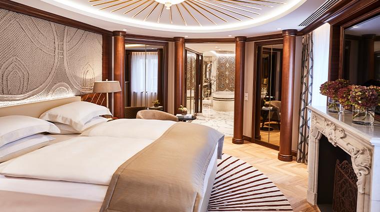 hotel vier jahreszeiten kempinski munich Maximilian Suite