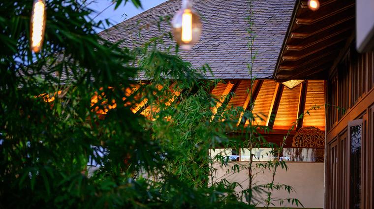 hotel wailea resdtaurant garden