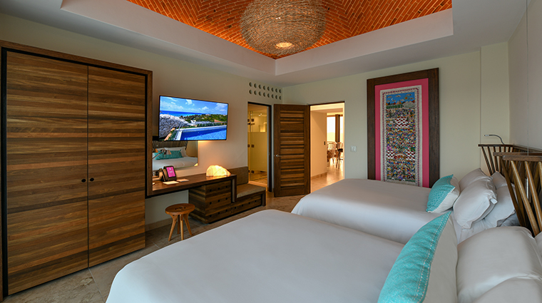 hotel xcaret mexico family master suite
