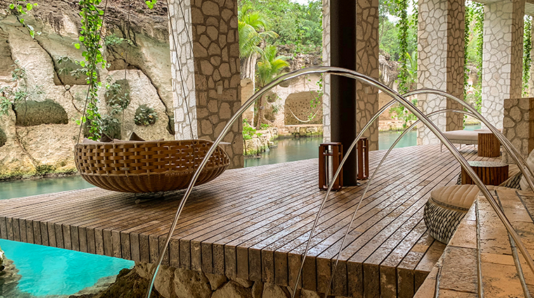 hotel xcaret mexico relaxation