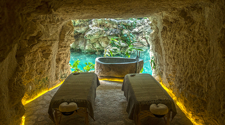 hotel xcaret mexico spa