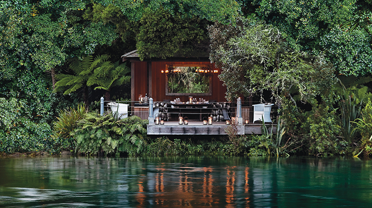 huka lodge jetty pavillion