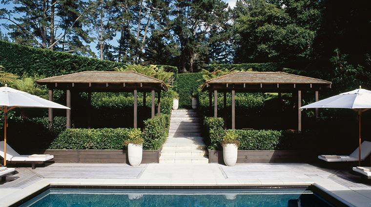 huka lodge swimming pool