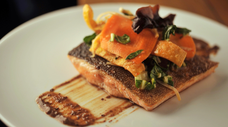 PropertyImage HuttonHotel Restaurant Food GrilleFood Credit HuttonHotel