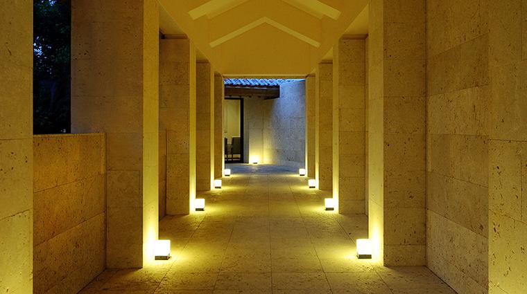 hyakuna garan entrance