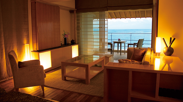 hyakuna garan executive suite room