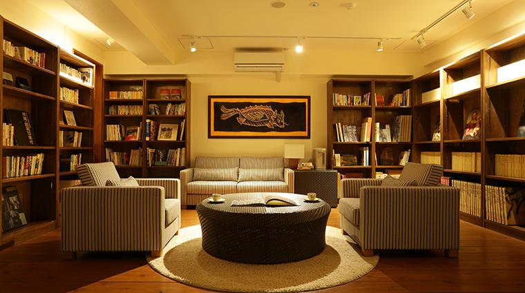 hyakuna garan library