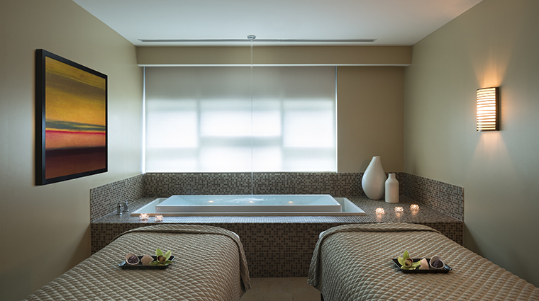 hyatt regency orlando spa couples treatment room