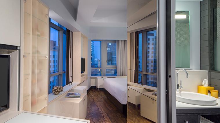 hyatt union square new york alcove loft