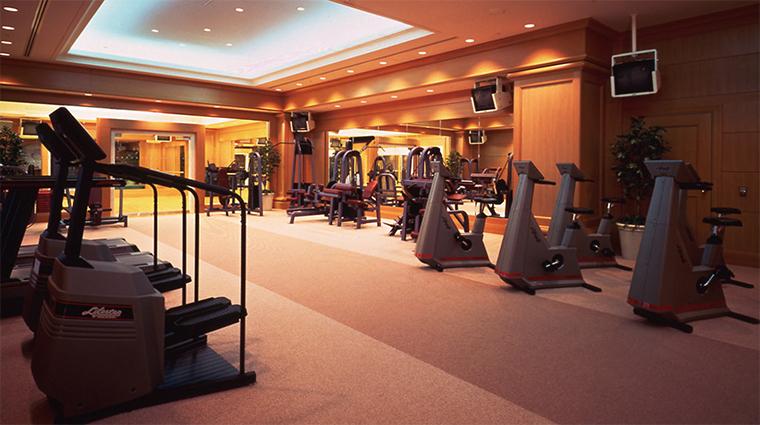 imperial hotel osaka gym