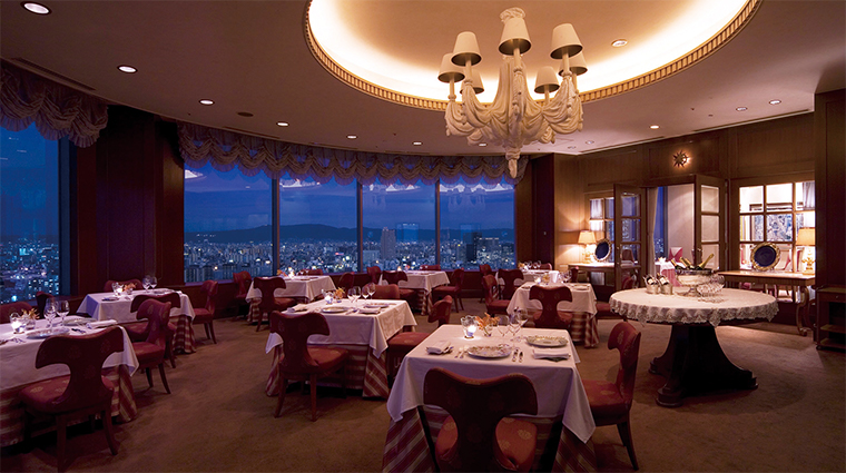imperial hotel osaka les saisons
