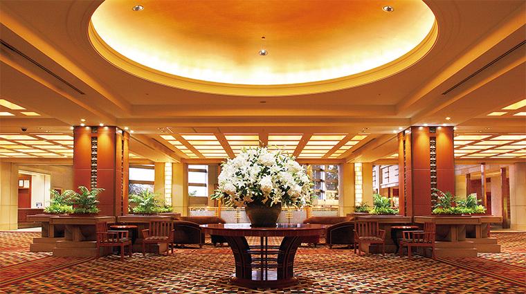 imperial hotel osaka main lobby