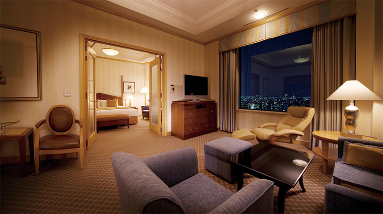 imperial hotel osaka suite
