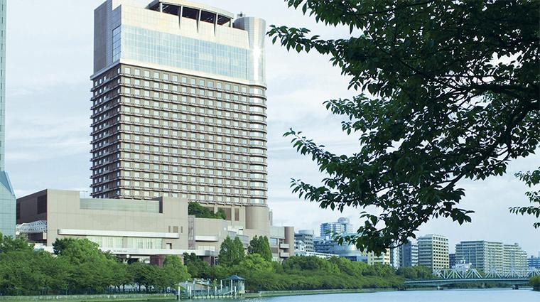 imperial hotel osaka summer exterior