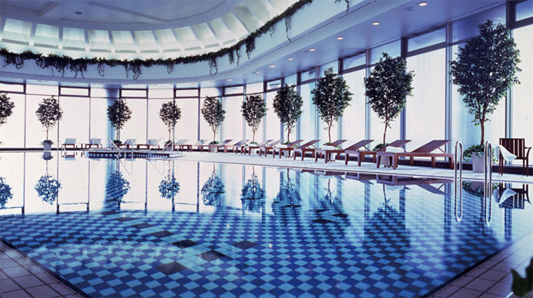 imperial hotel osaka swimming pool