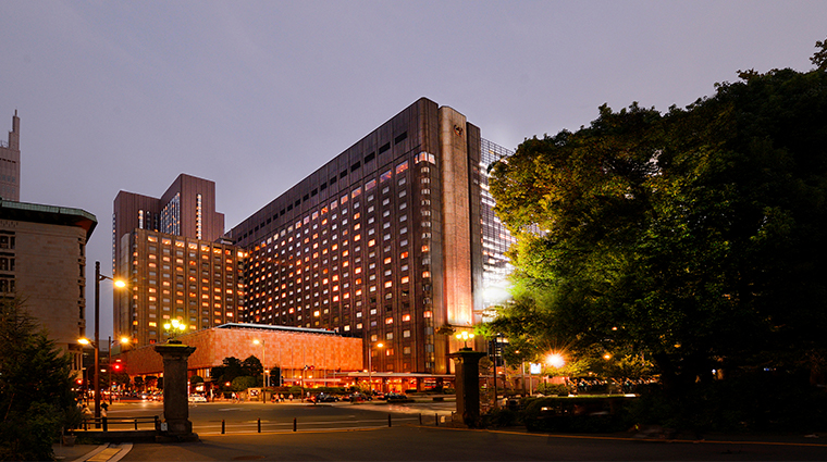 imperial hotel tokyo exterior