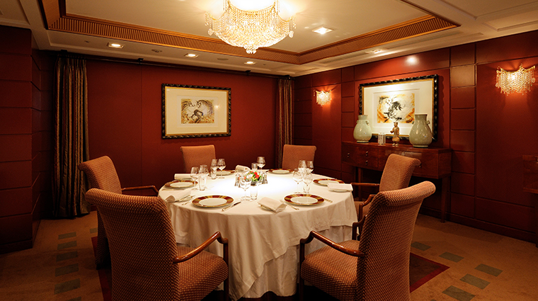 imperial hotel tokyo les saisons private dining