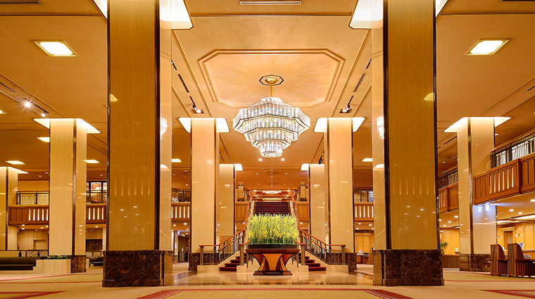 imperial hotel tokyo lobby