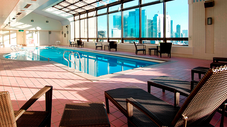 imperial hotel tokyo swimming pool