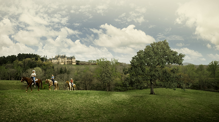 the inn on biltmore estate horseback riding