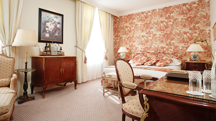 intercontinental amstel amsterdam executive room red